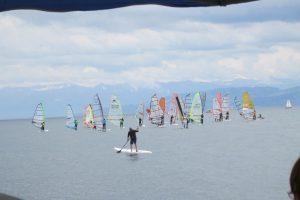 30. Immenstaader Surf-Marathon und 1. Bodensee-SUP-CUP 2015