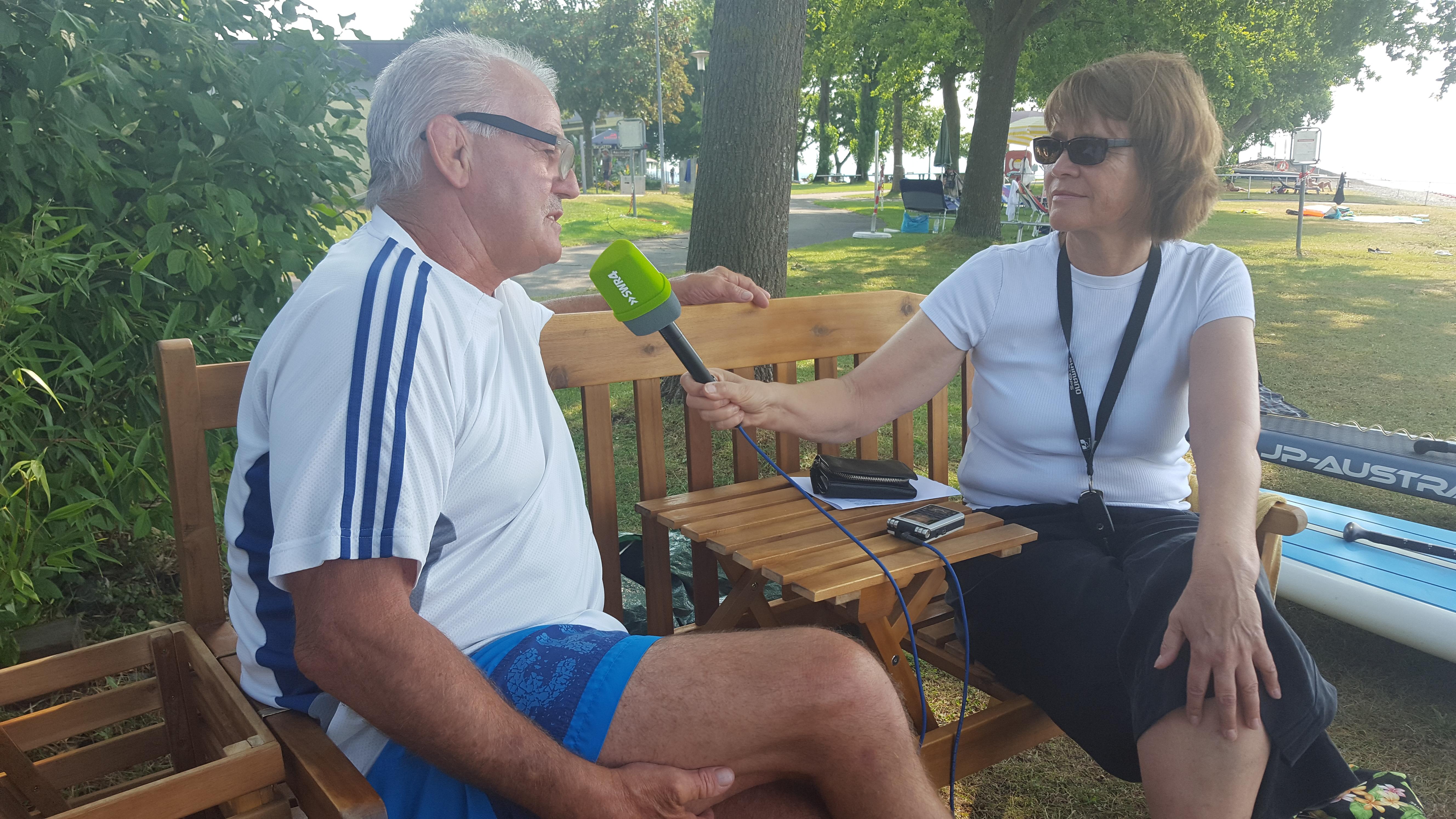 Der WSI im SWR4 Radio