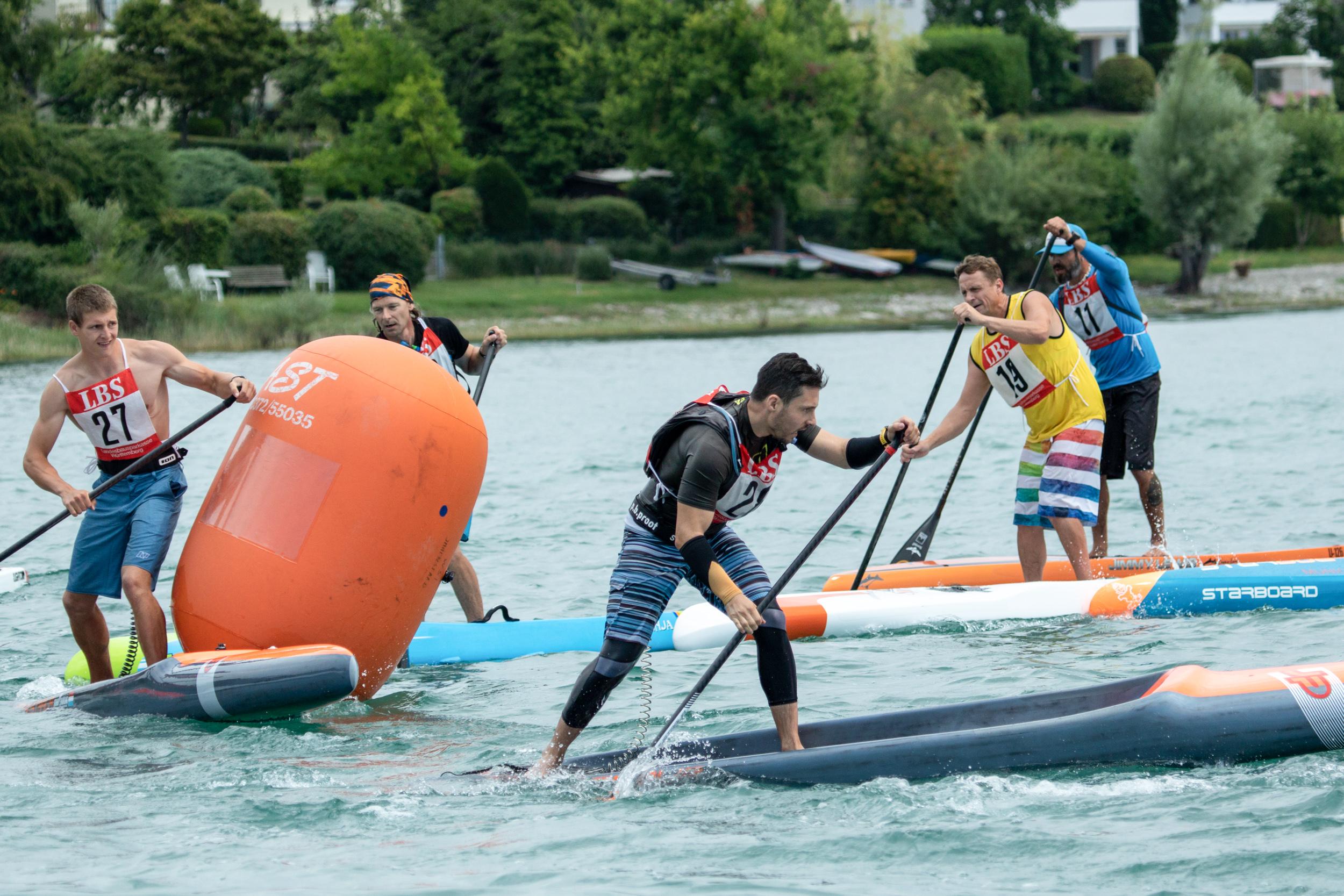 Eine SUPer Veranstaltung: Der 5. Bodensee SUP Cup war ein voller Erfolg