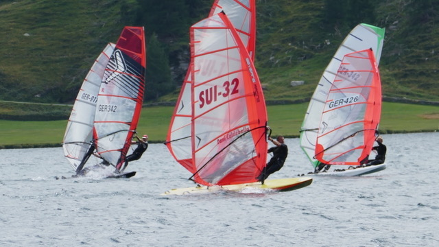 18. Internationale Engadin Tandem Regatta